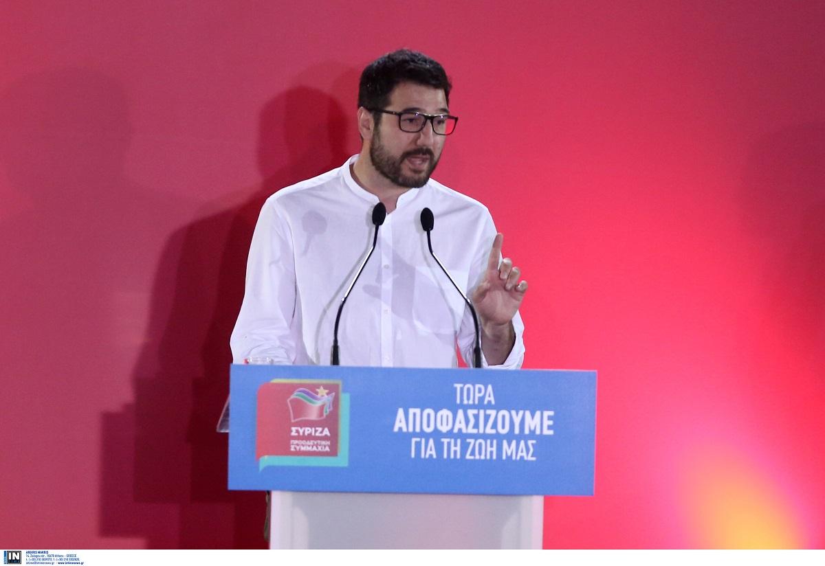Ηλιόπουλος για Μητσοτάκη: Πανικόβλητος για την κατάρρευσή του στους νέους