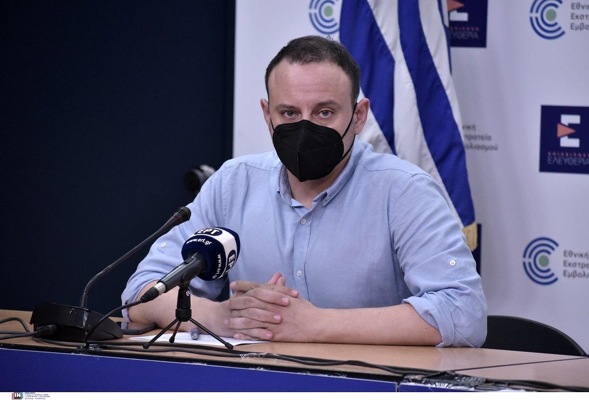 Γκ. Μαγιορκίνης: Επιδείνωση της επιδημίας στη Βόρεια Ελλάδα