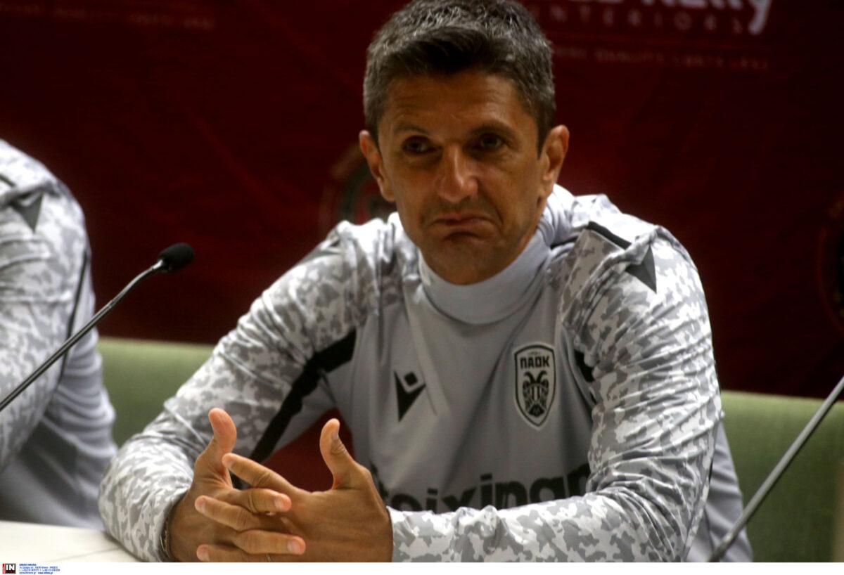 Η ενδεκάδα του ΠΑΟΚ για το ματς της πρεμιέρας: Βασικοί Ζ. Ζίβκοβιτς, Καγκάβα, Αουγκούστο