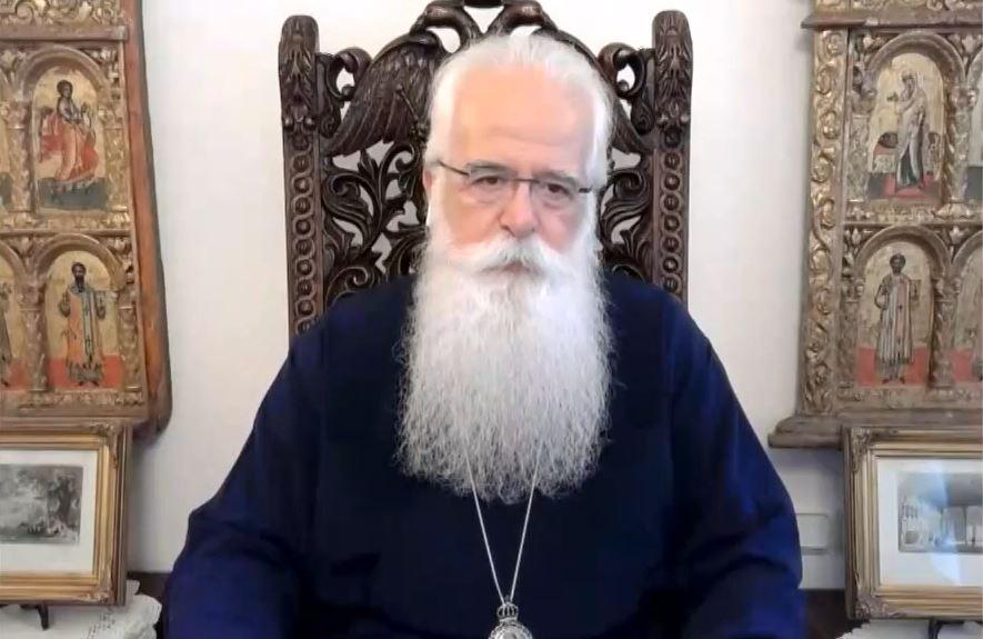 Μητροπολίτης Ιγνάτιος:  «Μεμονωμένοι ιερείς δαιμονοποιούν τον κορωνοϊό»