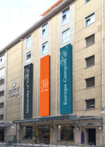 CITY College: Το Ευρωπαϊκό Campus του Πανεπιστημίου του York στη Θεσσαλονίκη (ΗΧΗΤΙΚΟ)