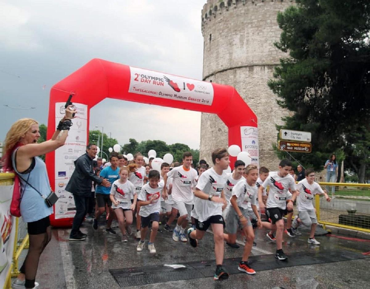 Οlympic Day Run: Ποιοι δρόμοι θα είναι κλειστοί
