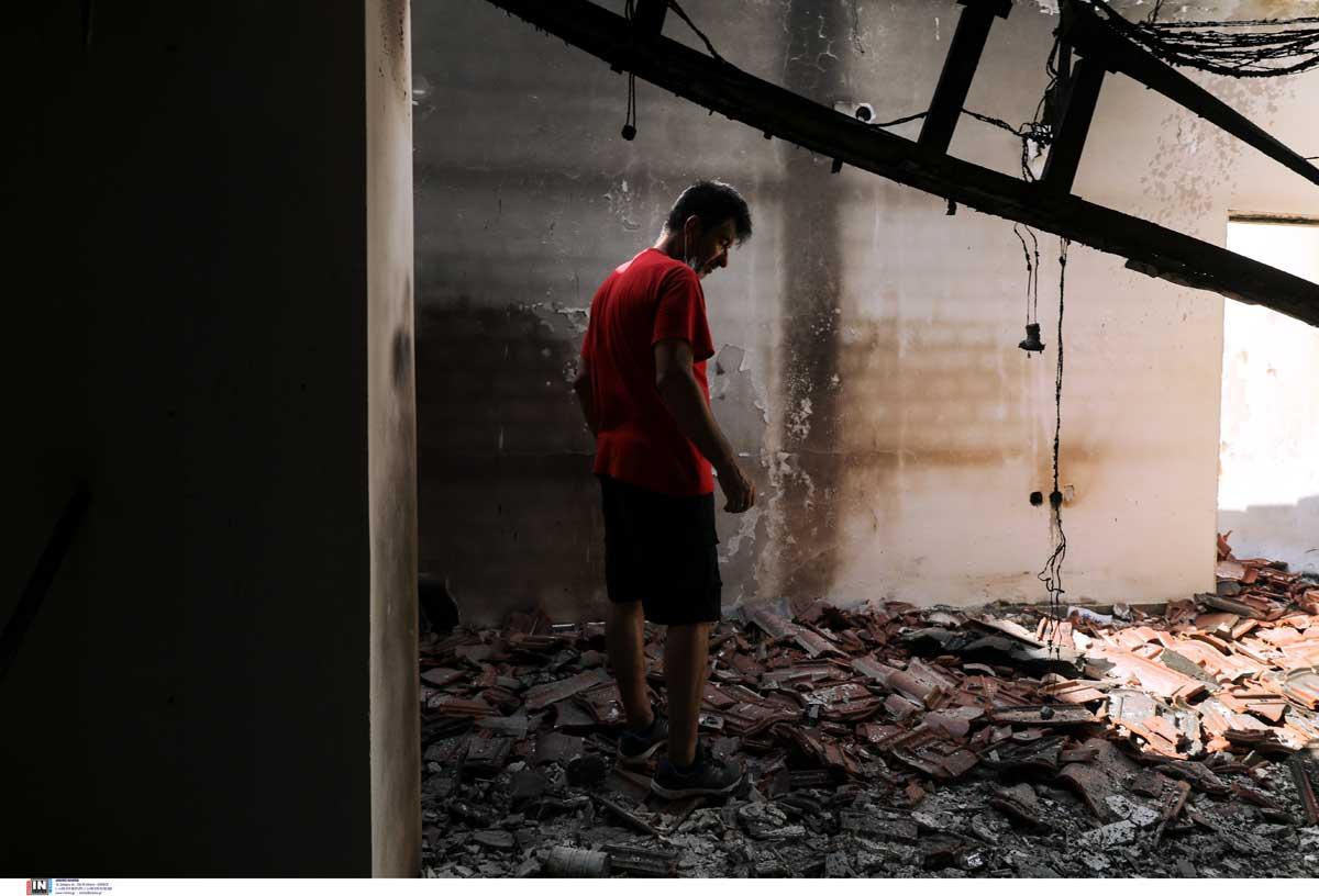 Τρίτη καταβολή αποζημιώσεων στους πληγέντες από τις καταστροφικές πυρκαγιές