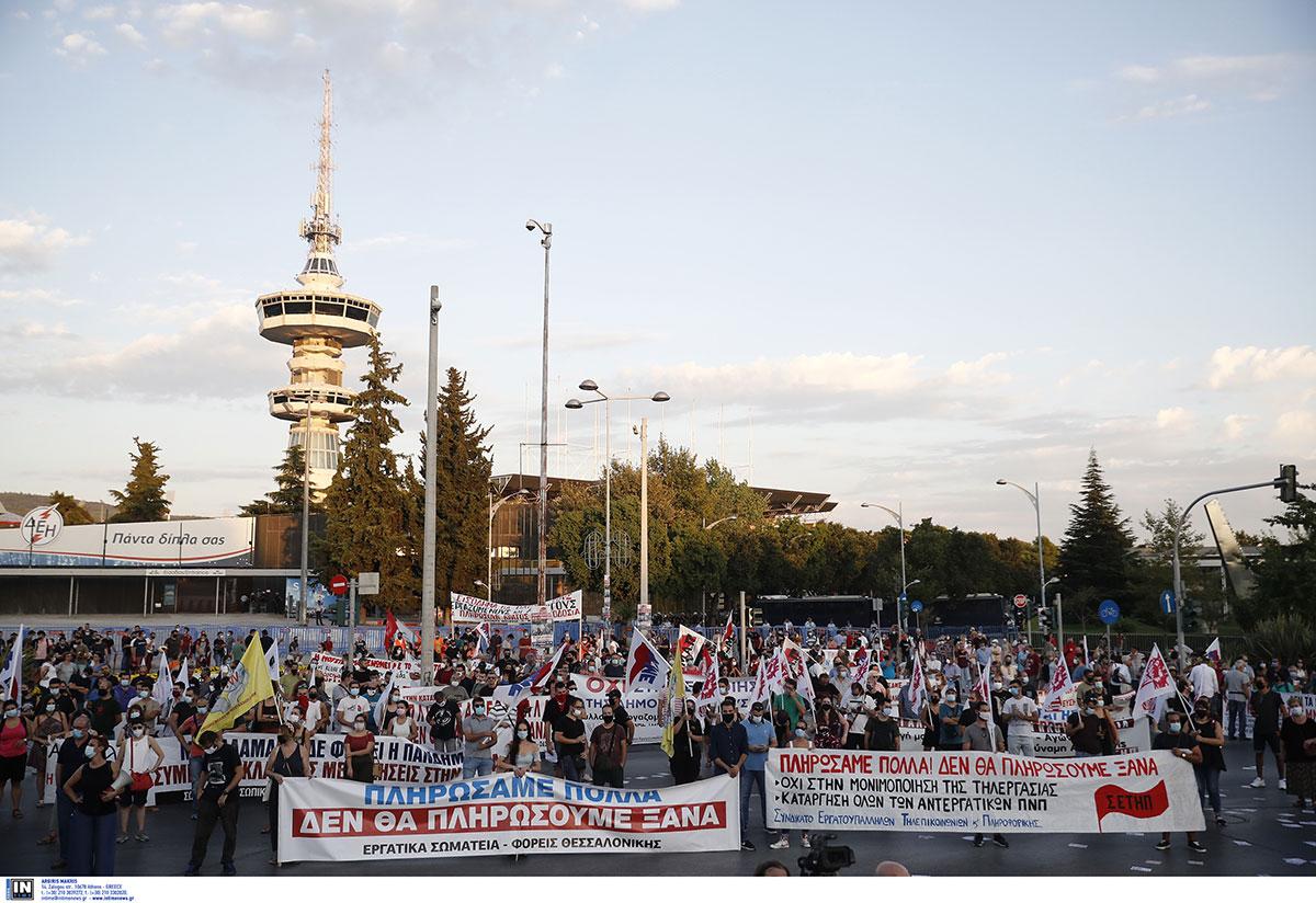 Συναγερμός στα συνδικάτα ενόψει ΔΕΘ – Ο προγραμματισμός των κινητοποιήσεων στην Θεσσαλονίκη