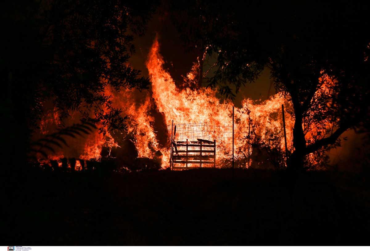 ΣΥΜΒΑΙΝΕΙ ΤΩΡΑ: Φωτιά σε χωματερή στα Διαβάτα