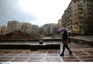 Ο καιρός σήμερα Δευτέρα (11/10) στη Θεσσαλονίκη