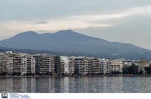 Ο καιρός σήμερα Τρίτη (19/10) στη Θεσσαλονίκη