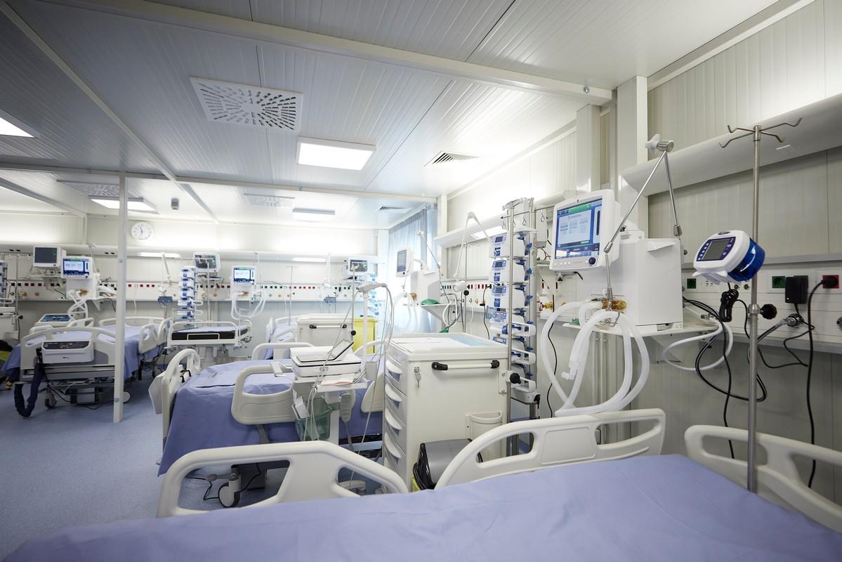 Καπραβέλος: Η ΒόρειαΕλλάδα πιέζεται πολύ με ασθενείς που αρνούνται να εμβολιαστούν