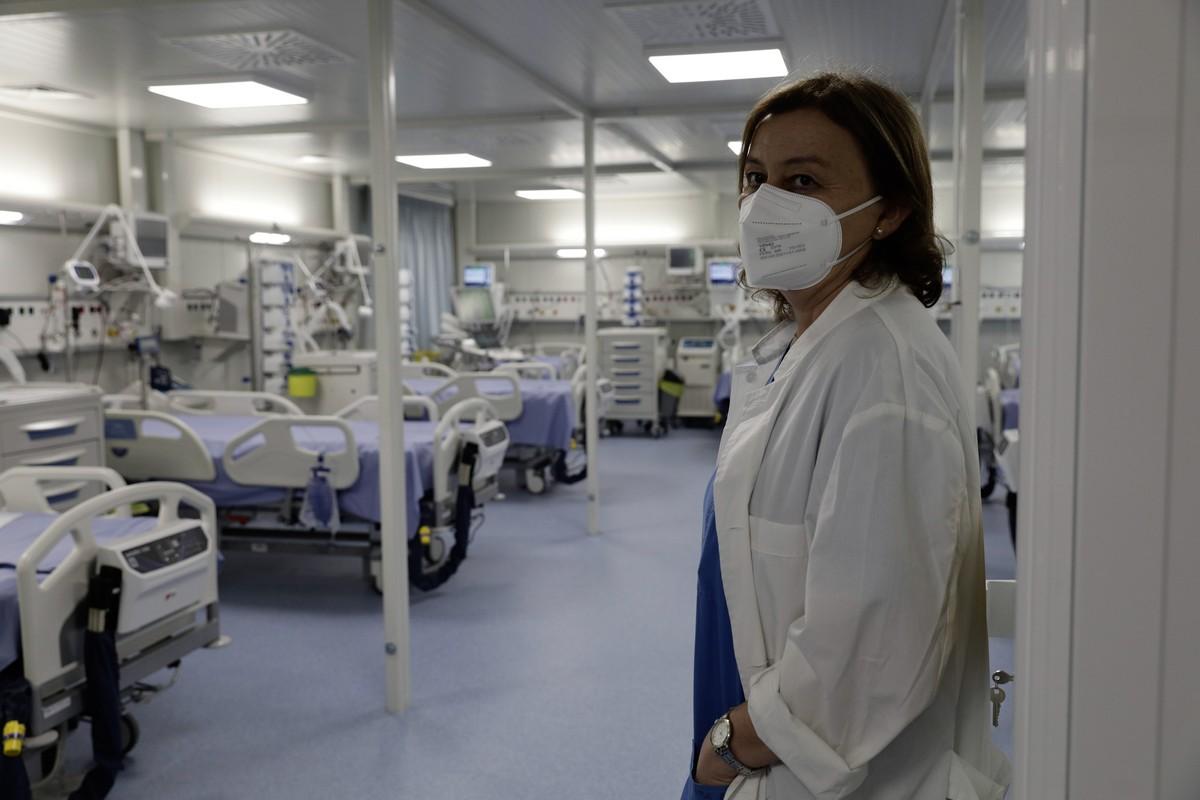 Δραματική μείωση στις κλίνες ΜΕΘ στα νοσοκομεία της Θεσσαλονίκης λόγω αναστολών (VIDEO)