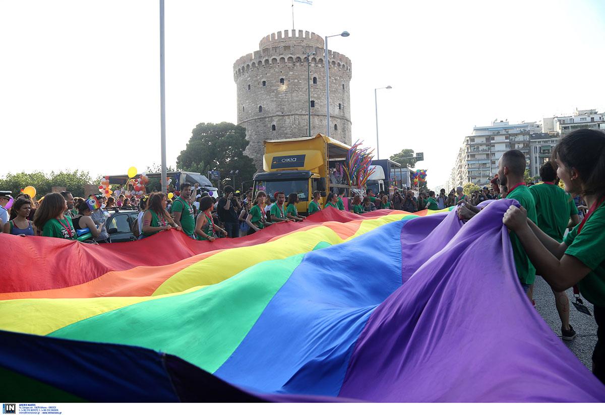 Θεσσαλονίκη: Ανοίγει σήμερα την αυλαία του το 9ο Thessaloniki Pride
