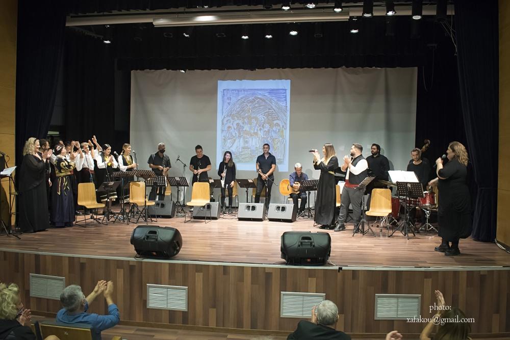 Ξεκίνησαν στο Δήμο Αμπελοκήπων – Μενεμένης οι πολιτιστικές εκδηλώσεις «Χαλκίδεια 2021»