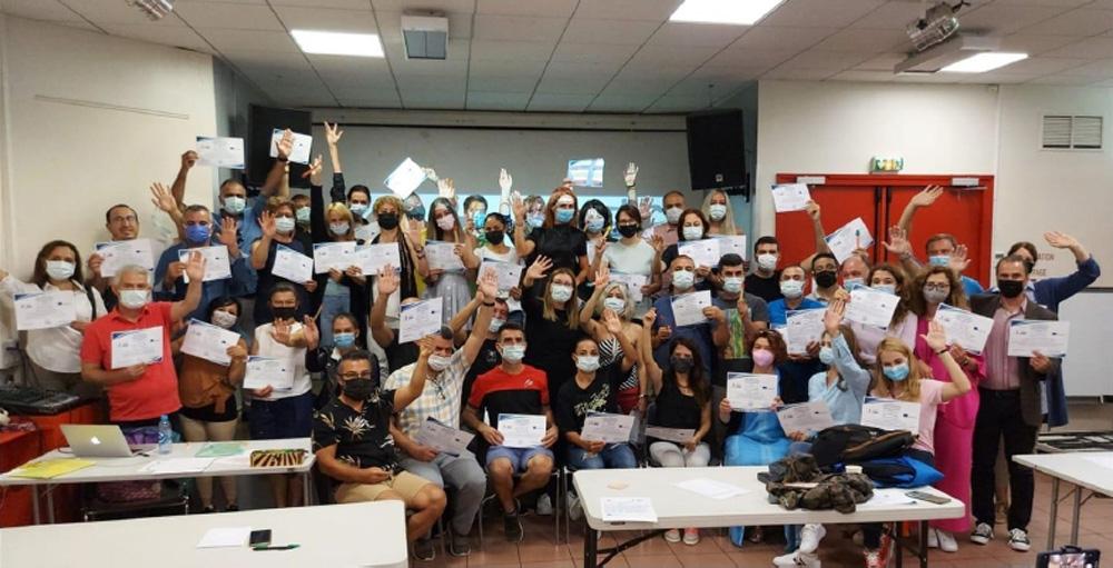 11ο Ειδικό Δημοτικό Σχολείο Αν. Θεσσαλονίκης : Σεμινάριο εκπαιδευτικών για το bullying