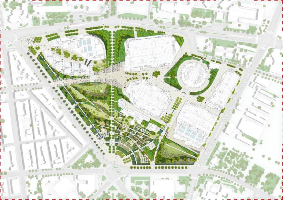 ΔΕΘ: Το πιο πράσινο και βιοκλιματικό Εκθεσιακό και Συνεδριακό Κέντρο στην Ευρώπη