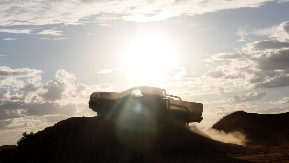 Οι πρώτες δοκιμές του νέου Ford Ranger (VIDEO)