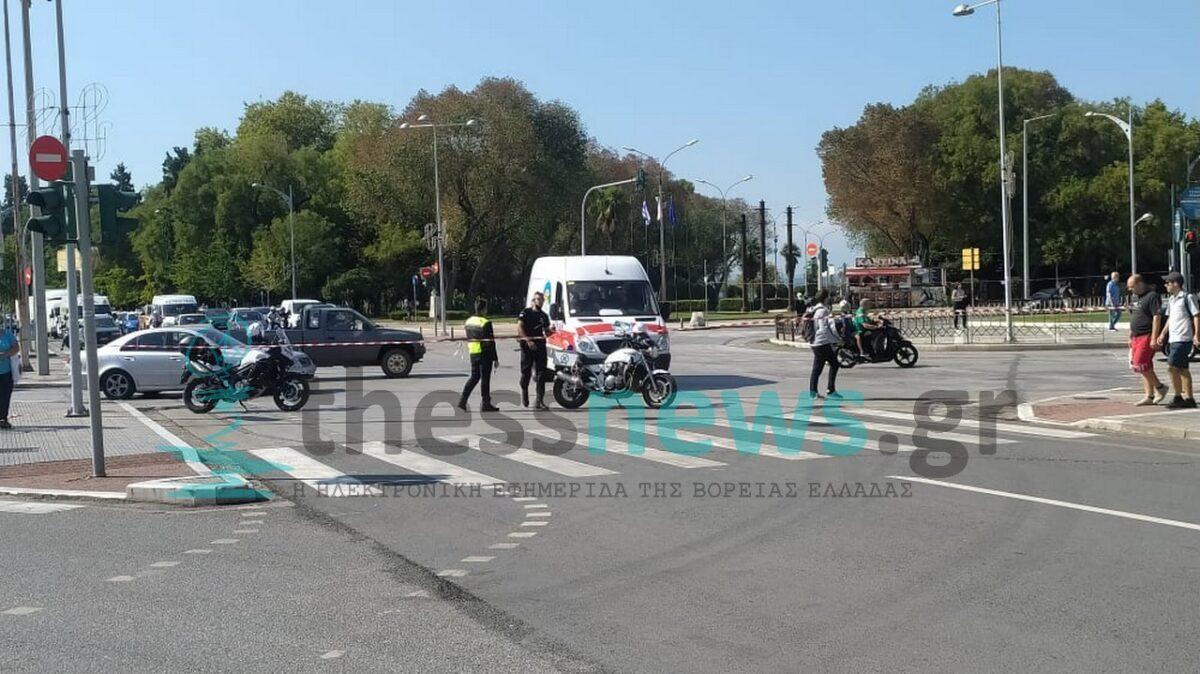 Θεσσαλονίκη: Έντονη αστυνομική παρουσία στο κέντρο – Σε ισχύ κυκλοφοριακές ρυθμίσεις (ΦΩΤΟ)