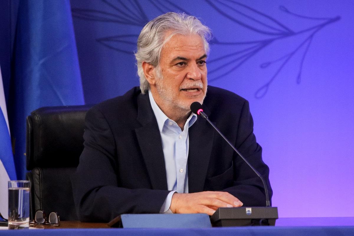 Ο Χρήστος Στυλιανίδης υπουργός Πολιτικής Προστασίας