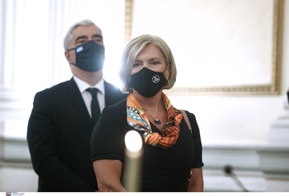 Μ. Γκάγκα από τη Θεσσαλονίκη: Άτεγκτοι απέναντι στους υγειονομικούς με τα πλαστά πιστοποιητικά