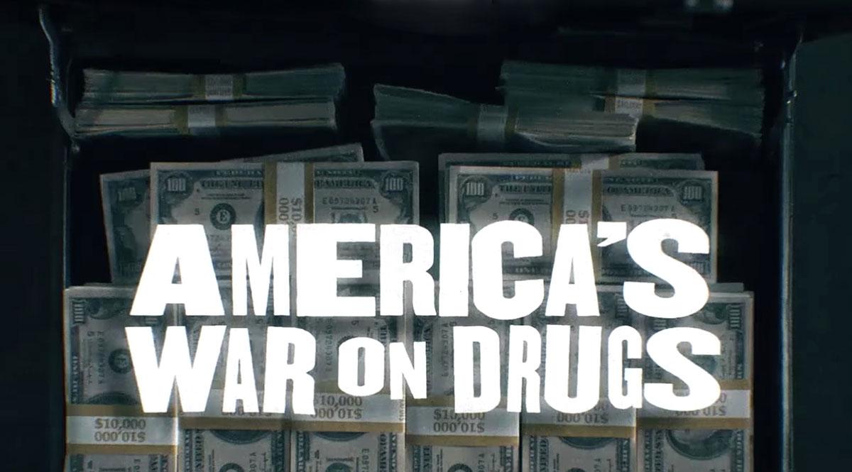 «ΗΠΑ: Ο πόλεμος των ναρκωτικών» – Νέα συγκλονιστική σειρά ντοκιμαντέρ