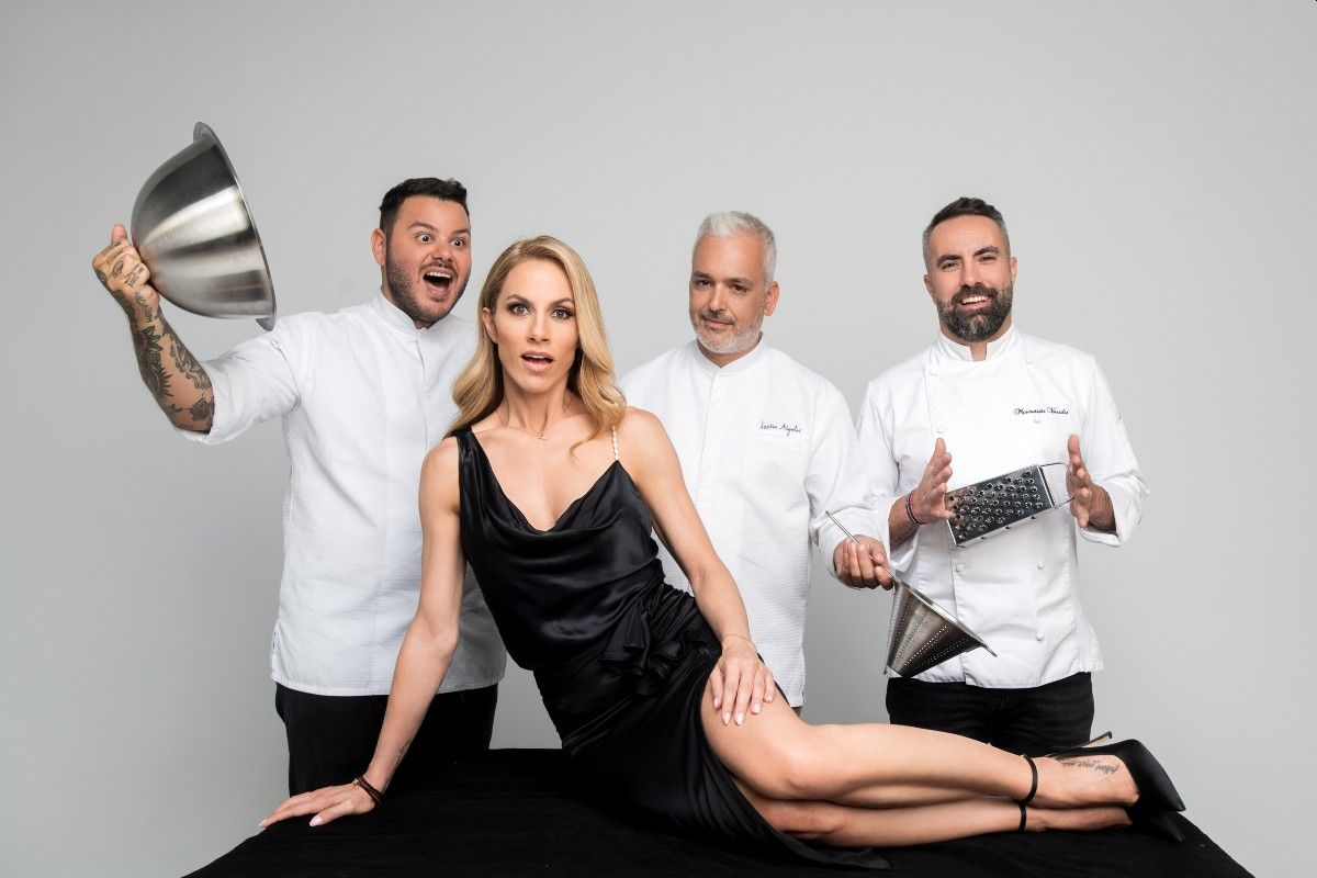 Game Of Chefs: Πότε Είναι Η Πρεμιέρα Στον ANT1