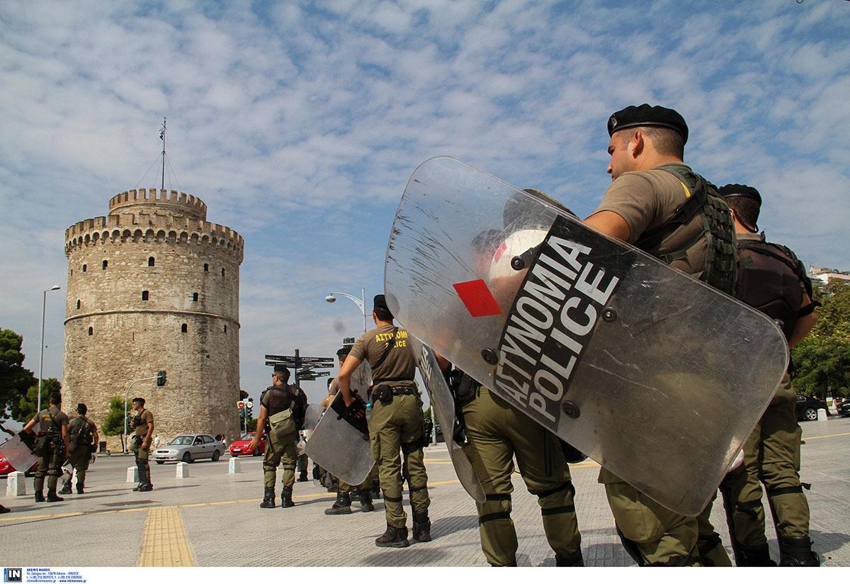 «Κατάληψη» με 6000 αστυνομικούς στη Θεσσαλονίκη – Το σχέδιο και ο «πονοκέφαλος» για αρνητές και οπαδούς του Άρη