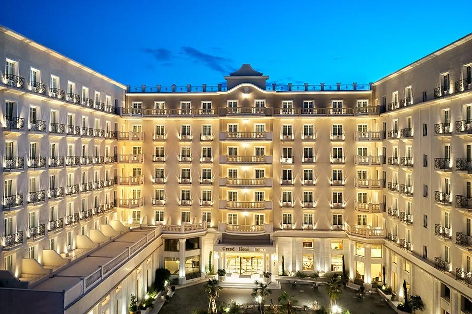 Grand Hotel Palace – Ανακαίνιση Συνεδριακών αιθουσών & δωματίων 2021