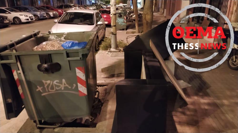 Αγανακτισμένοι οι κάτοικοι στην Ολυμπιάδος – Τι λένε στην ThessNews για ναρκωτικά και αύξηση εγκληματικότητας (ΦΩΤΟ)