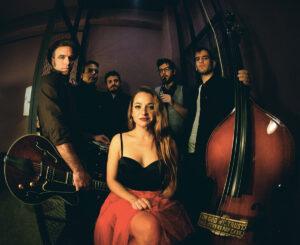 THE SPEAKEASIES' SWING BANDA: Απόψε (29/09) στην Πλαζ Αρετσούς