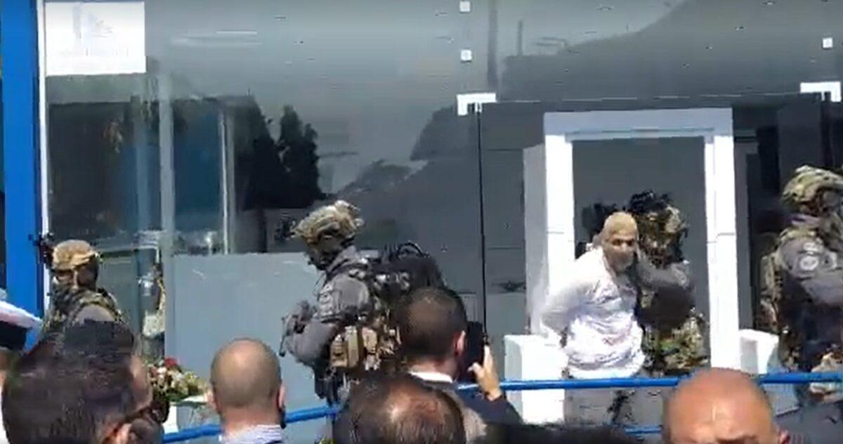 «Σύλληψη τρομοκράτη» στη ΔΕΘ (ΦΩΤΟ+VIDEO)