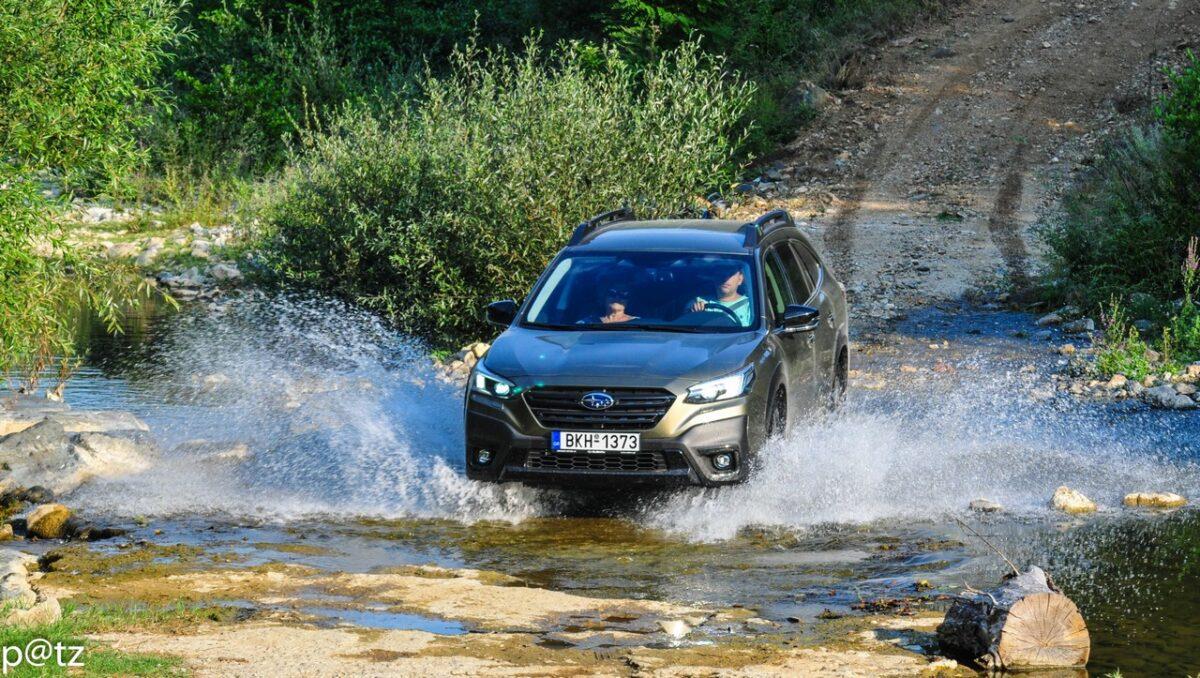Test drive: New Subaru OUTBACK – Η αυτοκρατορία των αισθήσεων!