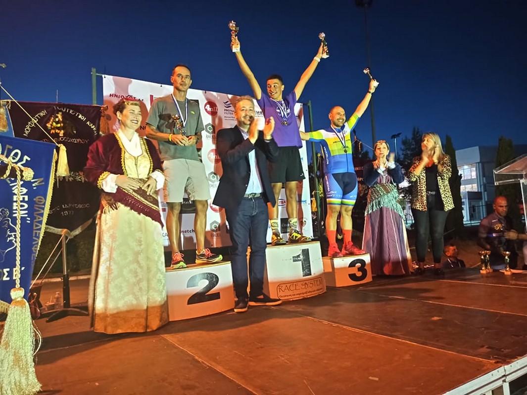 Δ. Ωραιοκάστρου: Με επιτυχία στέφθηκε η πρώτη διοργάνωση ορεινού Τριάθλου, Διάθλου, Ορεινού Τρεξίματος και Ποδηλασίας (ΦΩΤΟ)