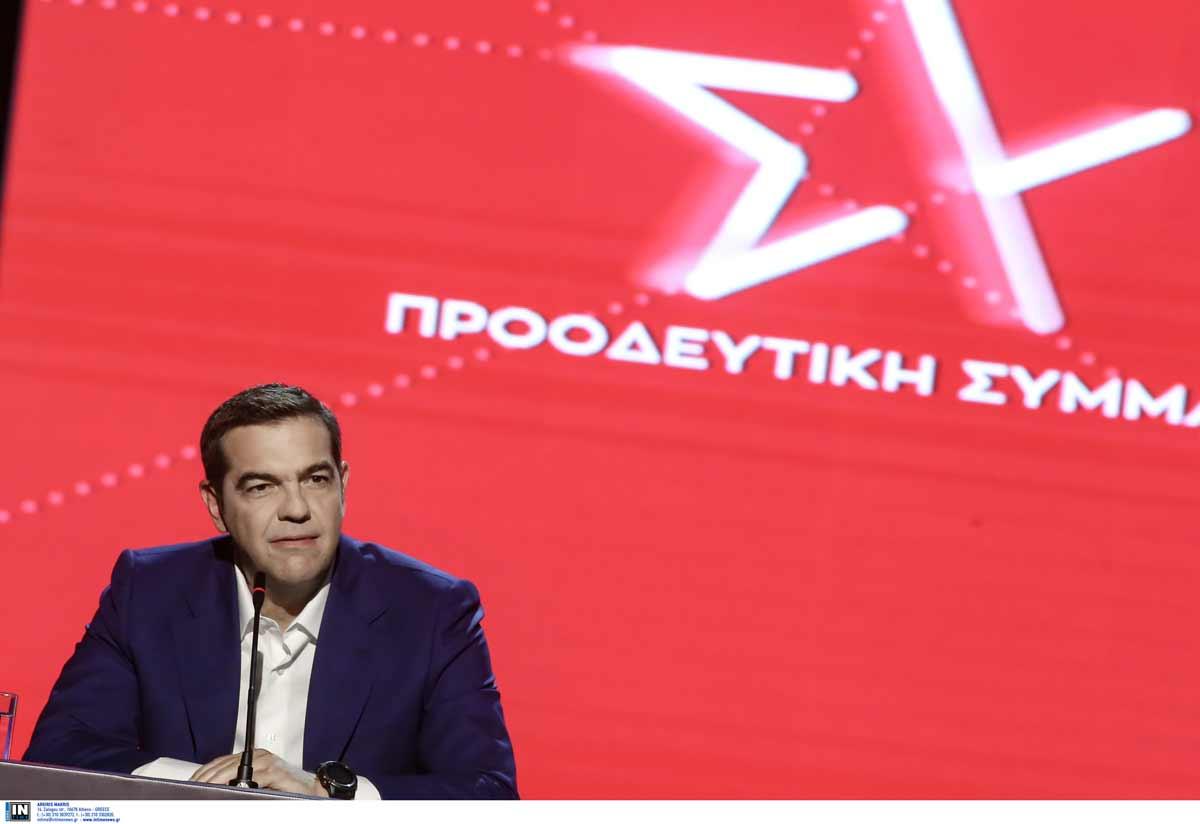 Στη Θεσσαλονίκη ο Αλέξης Τσίπρας – Απόψε η ομιλία στην 85η ΔΕΘ