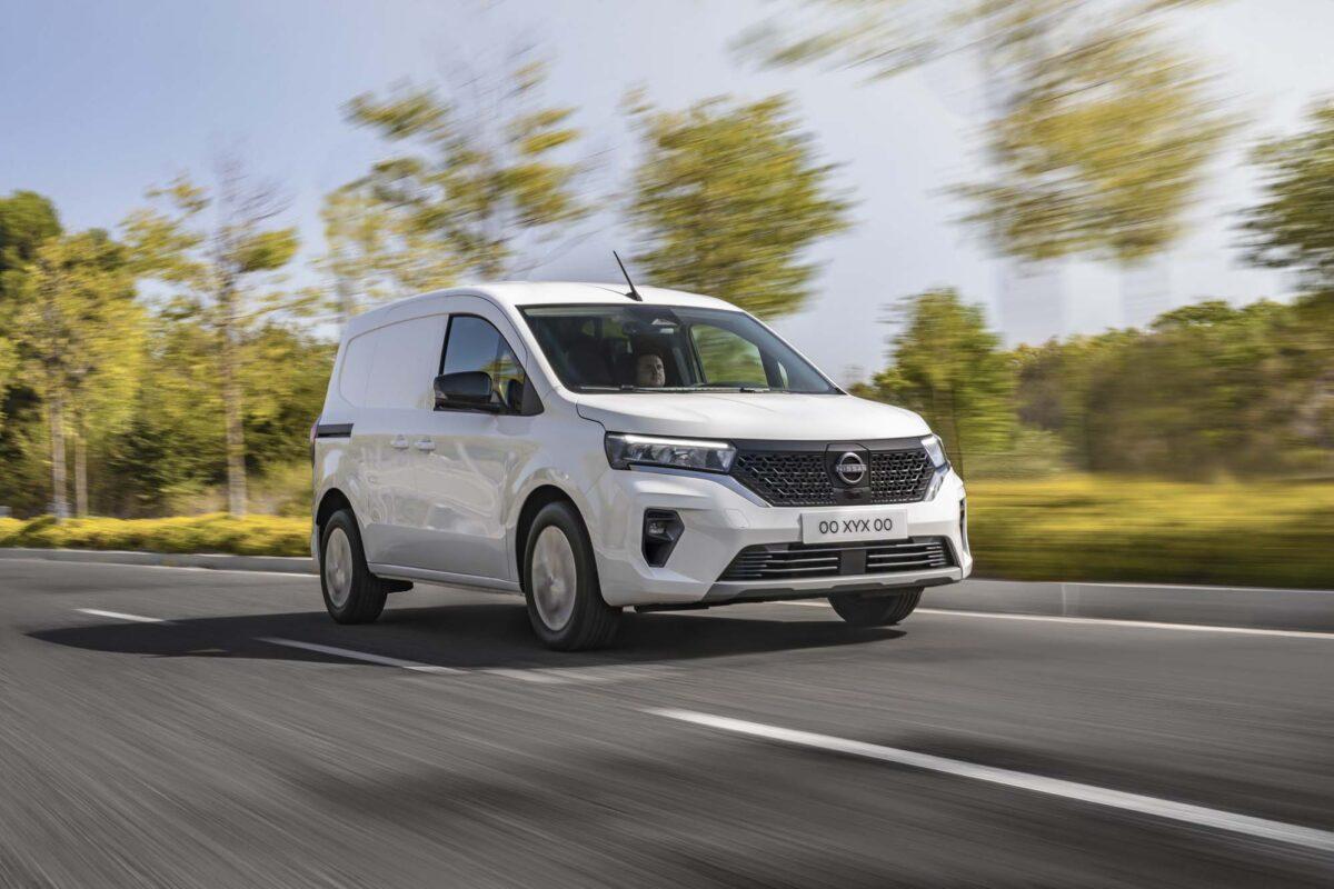 Nissan presenta la nueva furgoneta Townstar: un cambio de juego dentro del mercado de Vehículos Comerciales Ligeros (LCV)