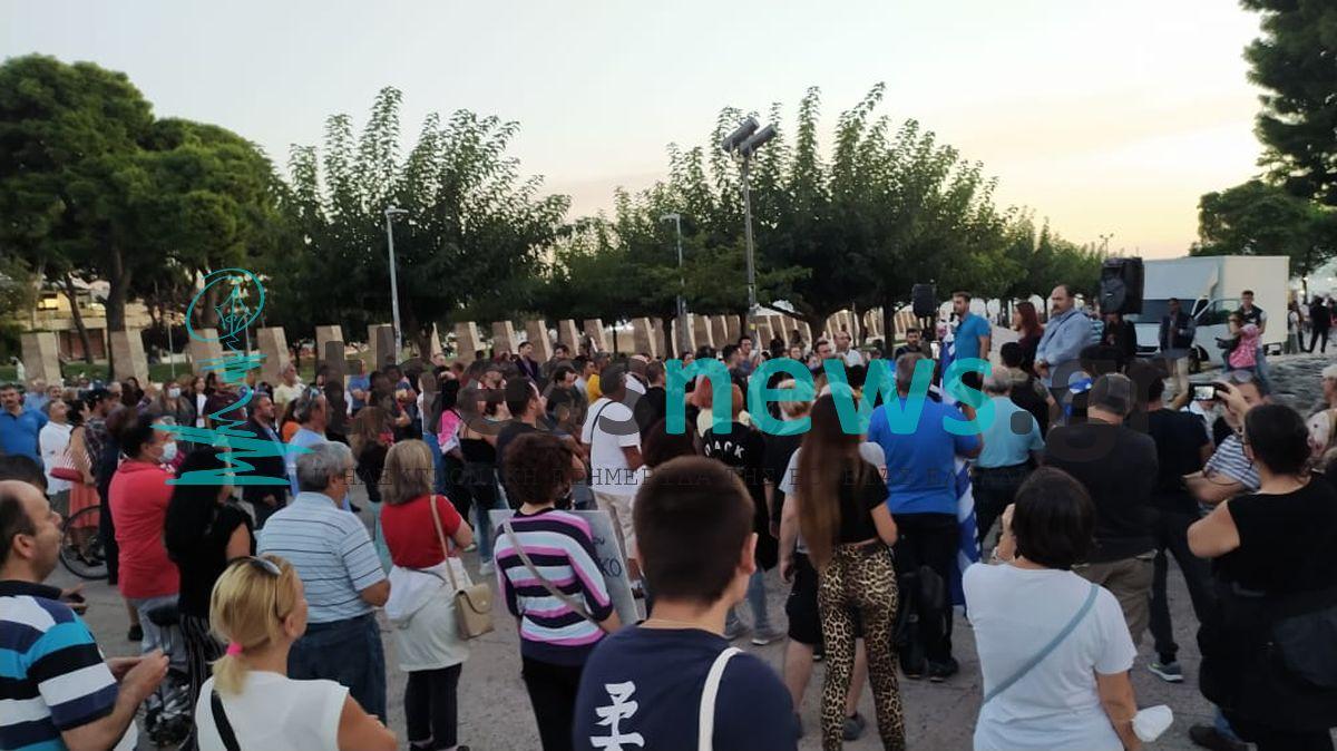 Δύο συγκεντρώσεις διαμαρτυρίας σήμερα στην Θεσσαλονίκη