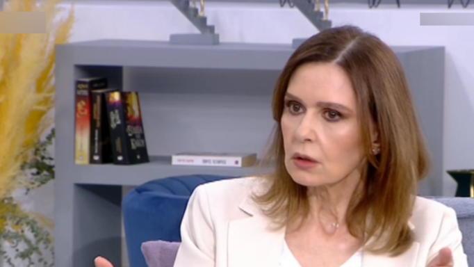 Κ. Δανδουλάκη: «Να βρούμε κοινό σημείο πλεύσης με την Ελισάβετ Κωνσταντινίδου; Δεν υπάρχει»