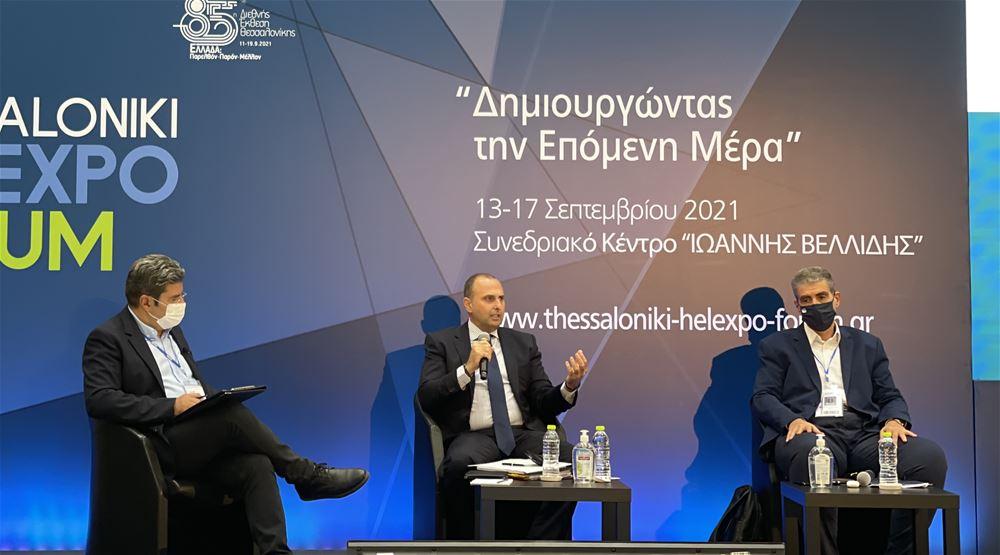 """Γ.Καραγιάννης:""""Τα έργα τρέχουν το ένα μετά το άλλο στην Θεσσαλονίκη"""" (BΙΝΤΕΟ)"""