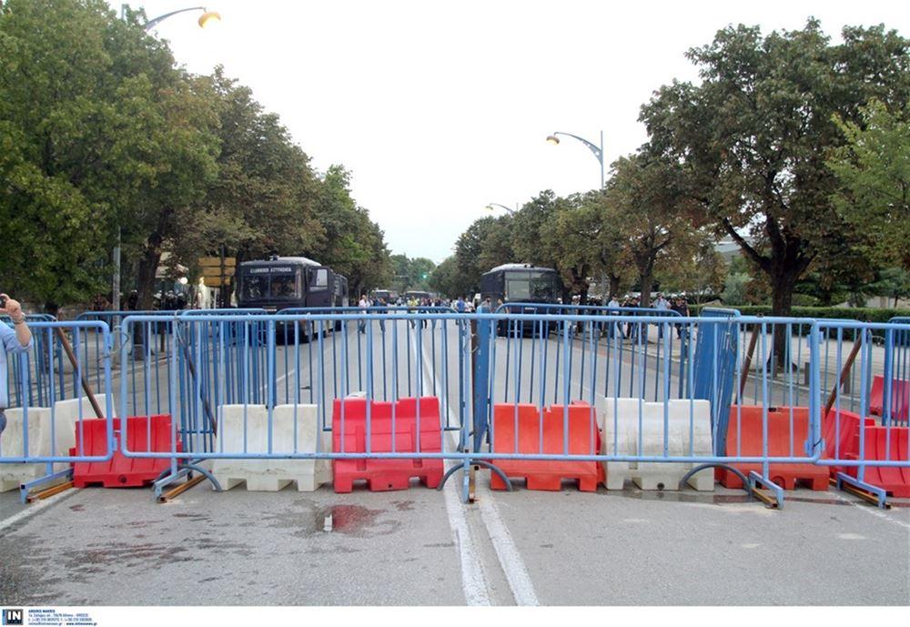 Αποκλεισμένο το κέντρο της Θεσσαλονίκης – Αναλυτικά οι κυκλοφοριακές ρυθμίσεις ενόψει ΔΕΘ