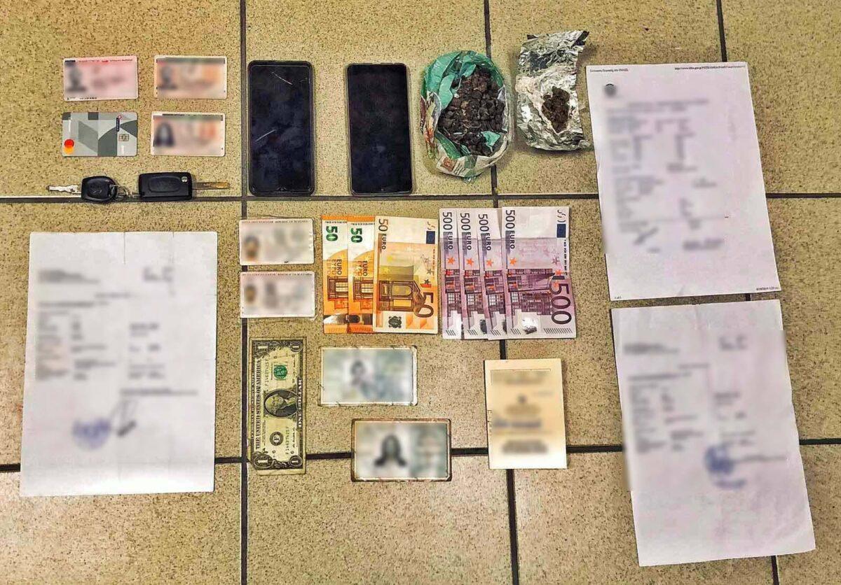 Θεσσαλονίκη: Στα χέρια της αστυνομίας διεθνώς διωκόμενος κακοποιός