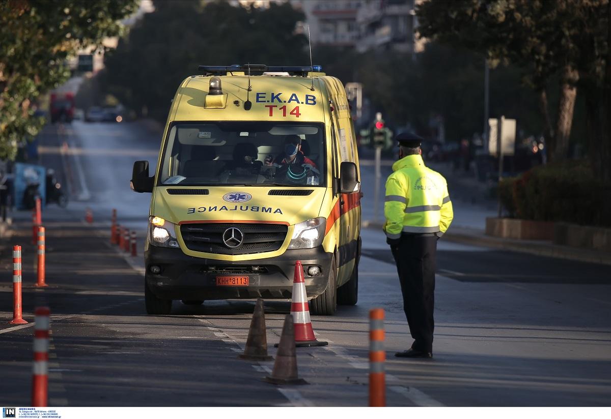 Θεσσαλονίκη: Κατέληξε 65χρονος – Έπεσε από σκαλωσιά