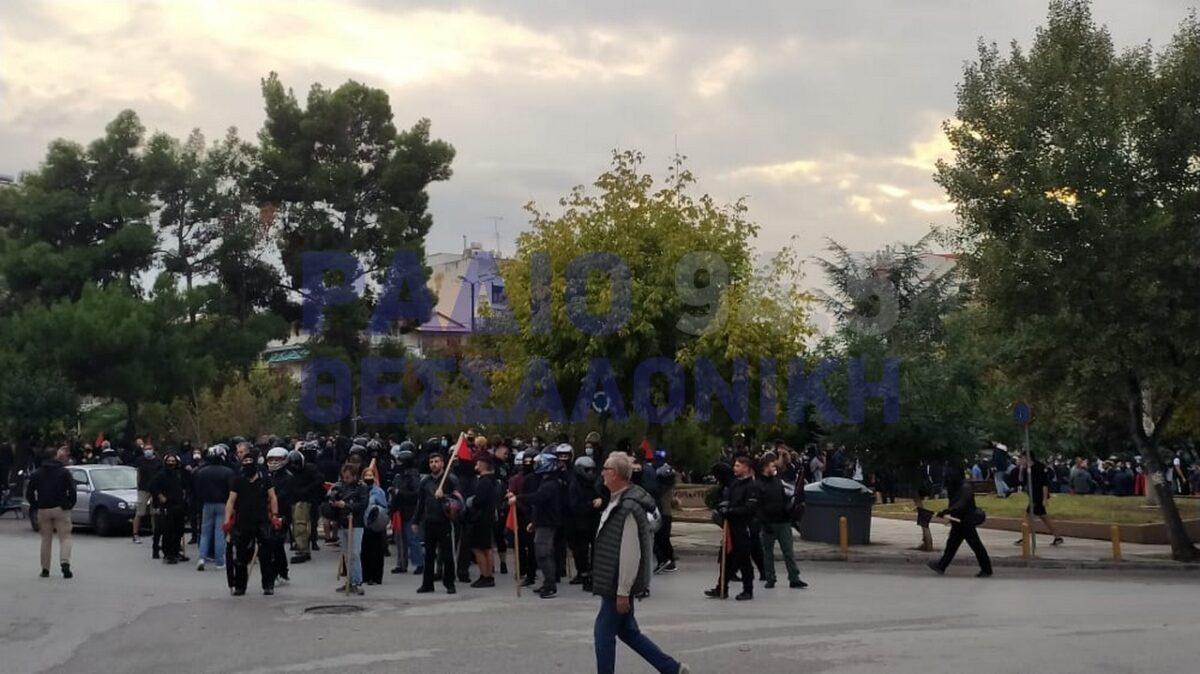 Θεσσαλονίκη: Καταδίκη 18χρονου με αναστολή για τα επεισόδια στην πλατεία Τερψιθέας