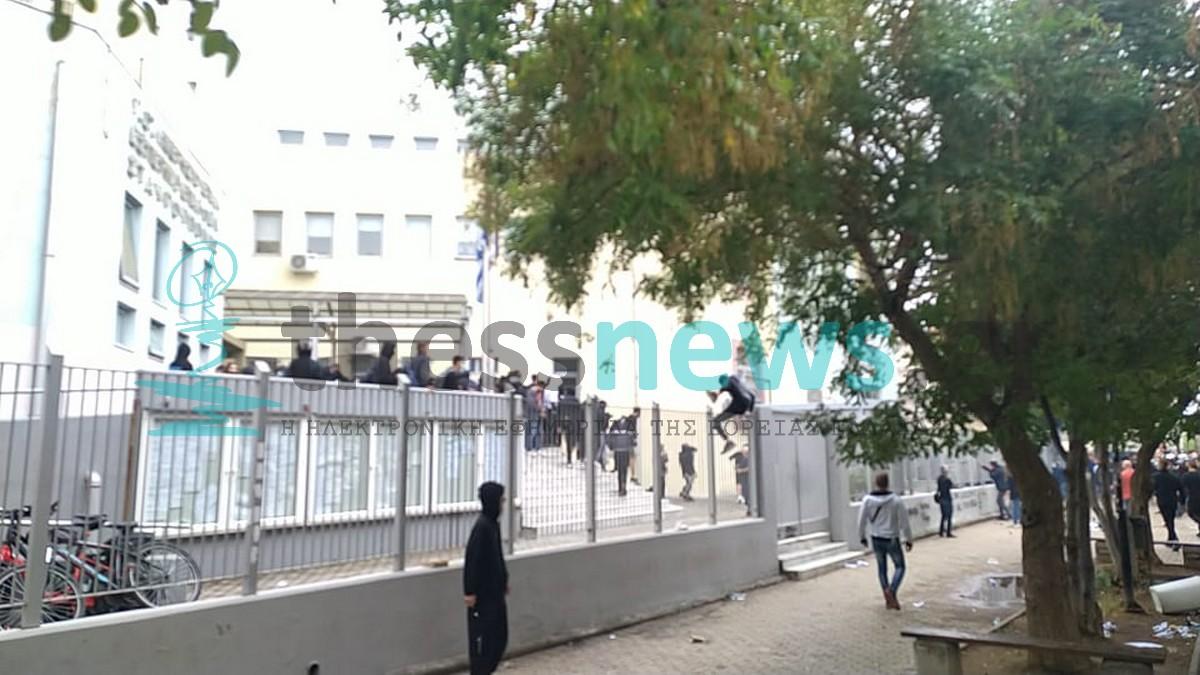 Κεραμέως: Αποτρόπαιες οι σκηνές, οι ναζιστικές συμπεριφορές στο ΕΠΑΛ Σταυρούπολης