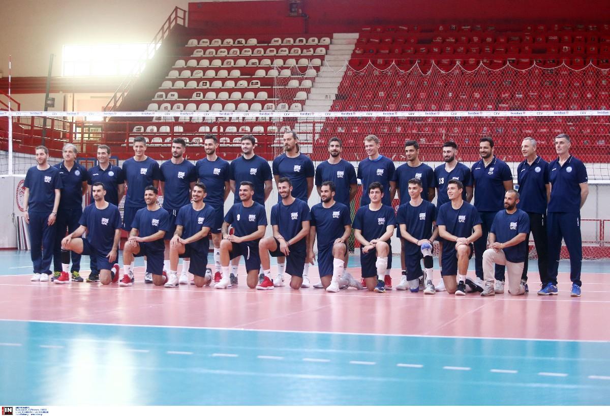 Ευρωπαϊκό βόλεϊ ανδρών:  Η Εθνική ηττήθηκε από την πρωταθλήτρια Ευρώπης Σερβία