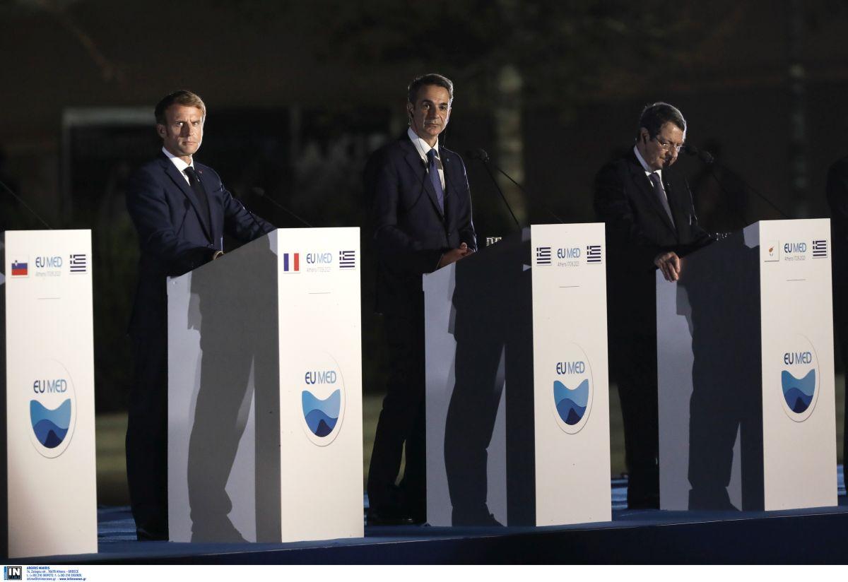 """""""Πυρά"""" Άγκυρας κατά ΕΕ για τη Διακήρυξη του EUMED 9"""