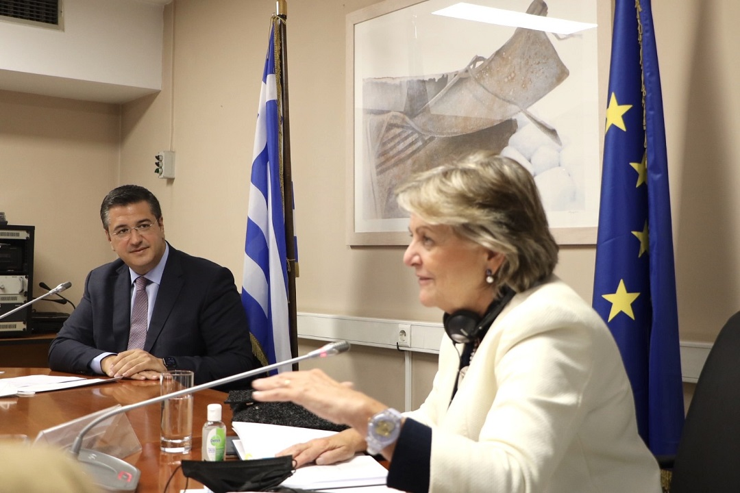 Α.Τζιτζικώστας: «Το νέο ΕΣΠΑ πρέπει να υλοποιηθεί με επίκεντρο τα πραγματικά προβλήματα των πολιτών»