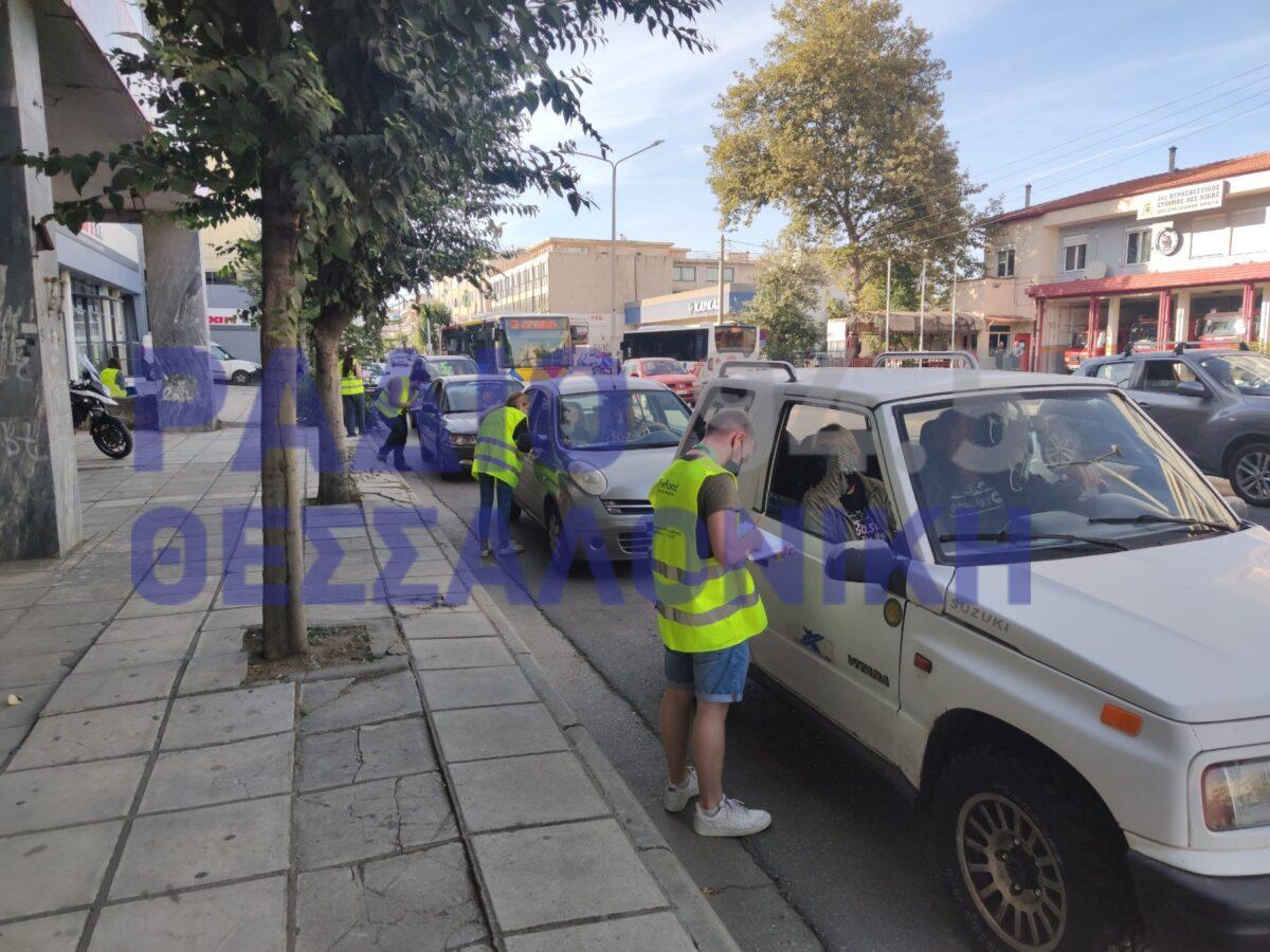 Μετρό Θεσσαλονίκης: Έρευνα σε εξέλιξη για κυκλοφοριακή μελέτη και επεκτάσεις (ΦΩΤΟ)