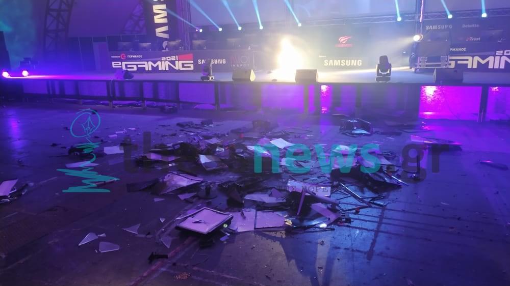 «Γυαλιά καρφιά» τα έκαναν οι gamers την τελευταία βράδια στη ΔΕΘ (ΦΩΤΟ + BINTEO)