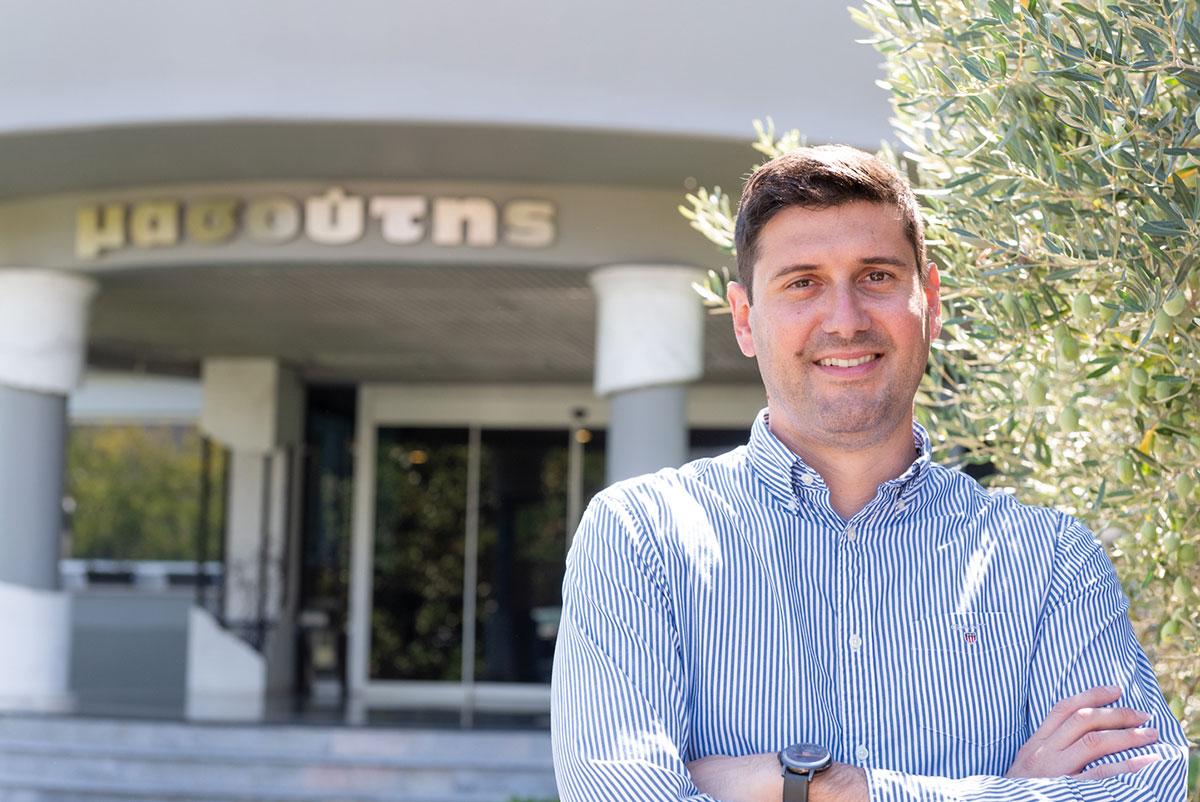 Η εταιρεία Μασούτης ενισχύει τη στελέχωση της διοίκησης με Γενικό Διευθυντή τον Θεόδωρο Γεροστεργιούδη