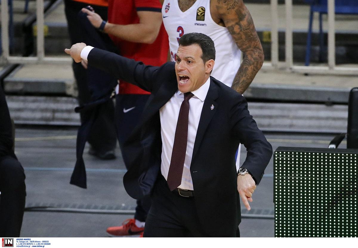 Εθνική Μπάσκετ: Προκρίνεται η λύση Ιτούδη από τη νέα διοίκηση Λιόλιου