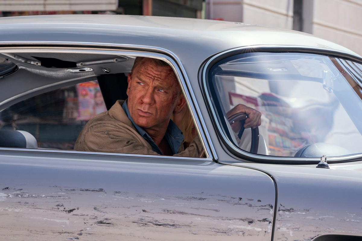 No Time To Die: Η νέα ταινία του Τζέιμς Μποντ από σήμερα (30/09) στους κινηματογράφους