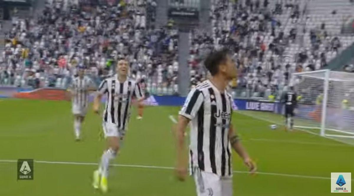 «Χορταστικό» 3-2 της Γιουβέντους επί της Σαμπντόρια – Πλήγμα με Ντιμπάλα (VIDEO)