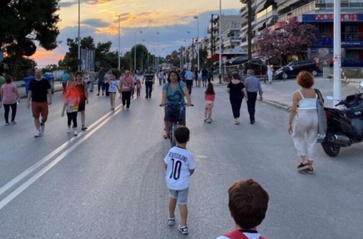 Καλαμαριά: Πεζόδρομος σήμερα η Νικ. Πλαστήρα – Πλήθος δράσεων